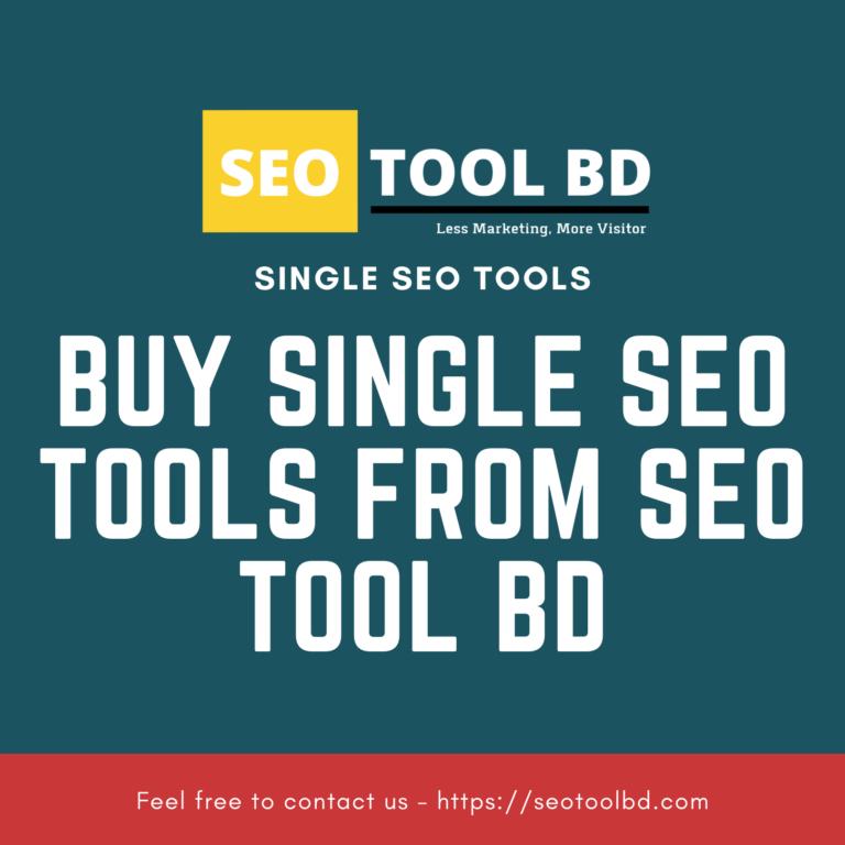 single seo tools