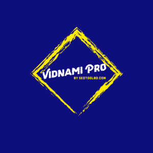 Vidnami Pro by SEO TOOL BD